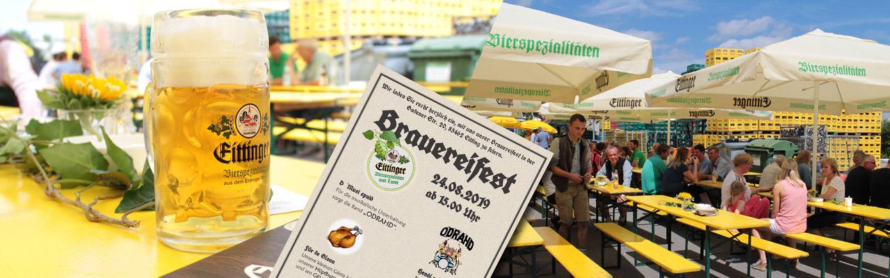 Eittinger Brauereifest
